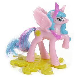 MLP Happy Meal Toy Princess Celestia Figure by McDonald