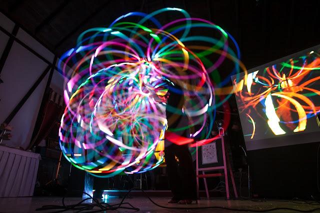 светодидовое шоу ростов на дону