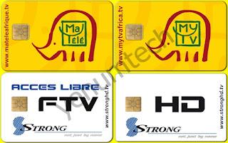 mytv, mytele, and styrong ftv card