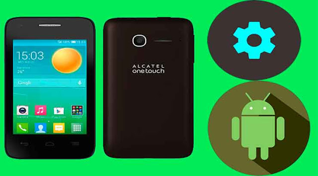 Firmware/Rom stock Alcatel OT Pop D1 [4018A]