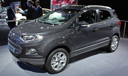 Ford Ecosport On Road Price UK