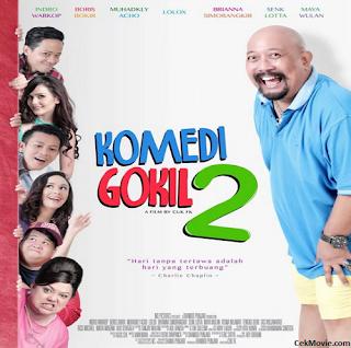 Sinopsis Komedi Gokil 2 (2016)