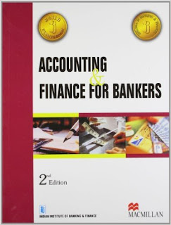 Paper 2 of JAIIB is Accounting and Finance for Bankers