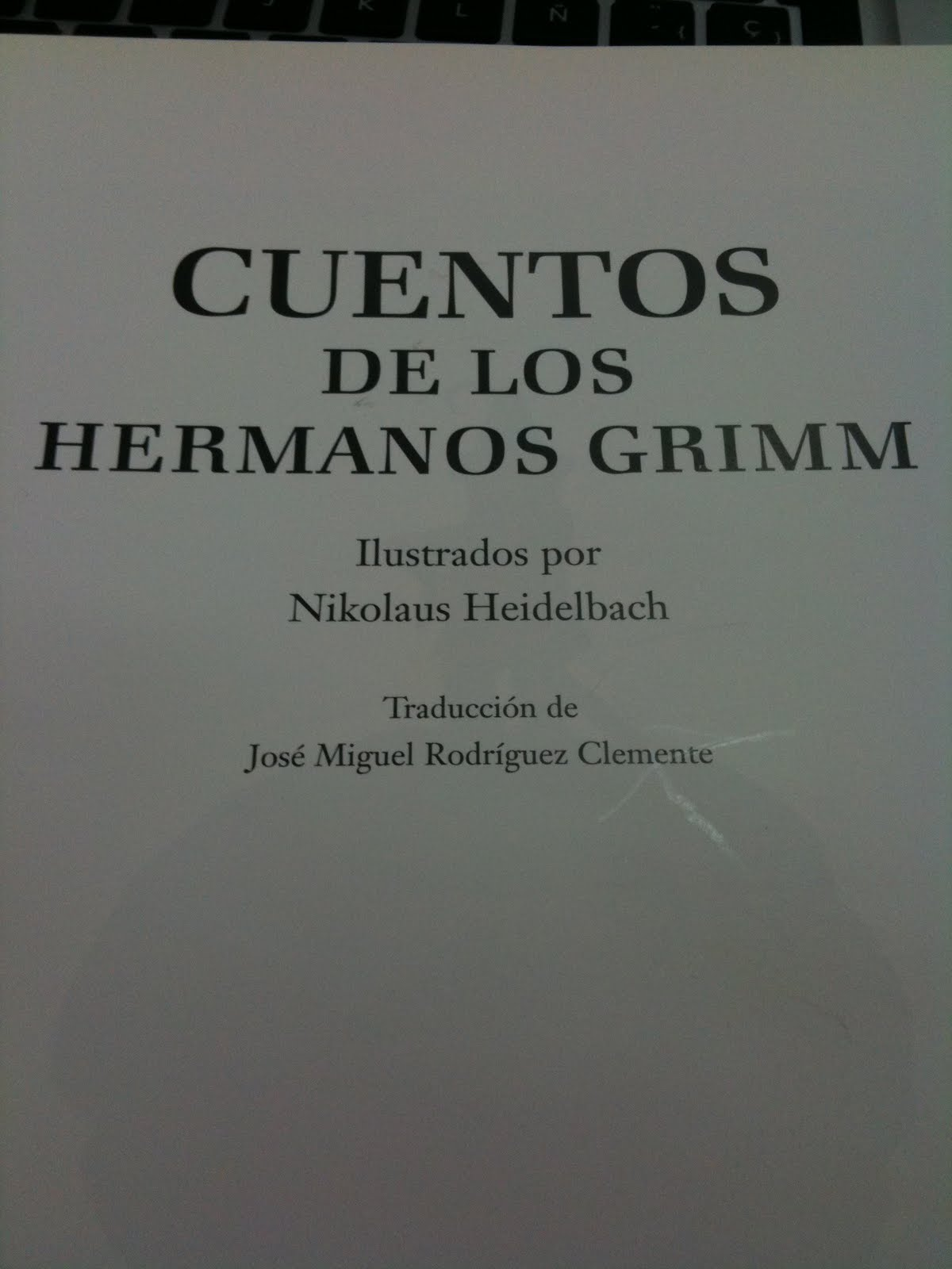 Libros De Los Hermanos Grimm People Teaching People Mayo 2011