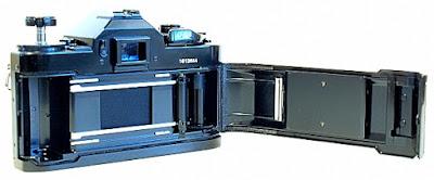 Canon A-1, Film box