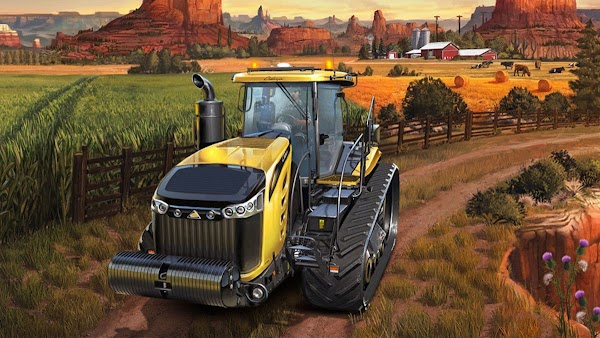 Farming Simulator 18 v1.4.0.5 (Mod Money) [Paid] APK