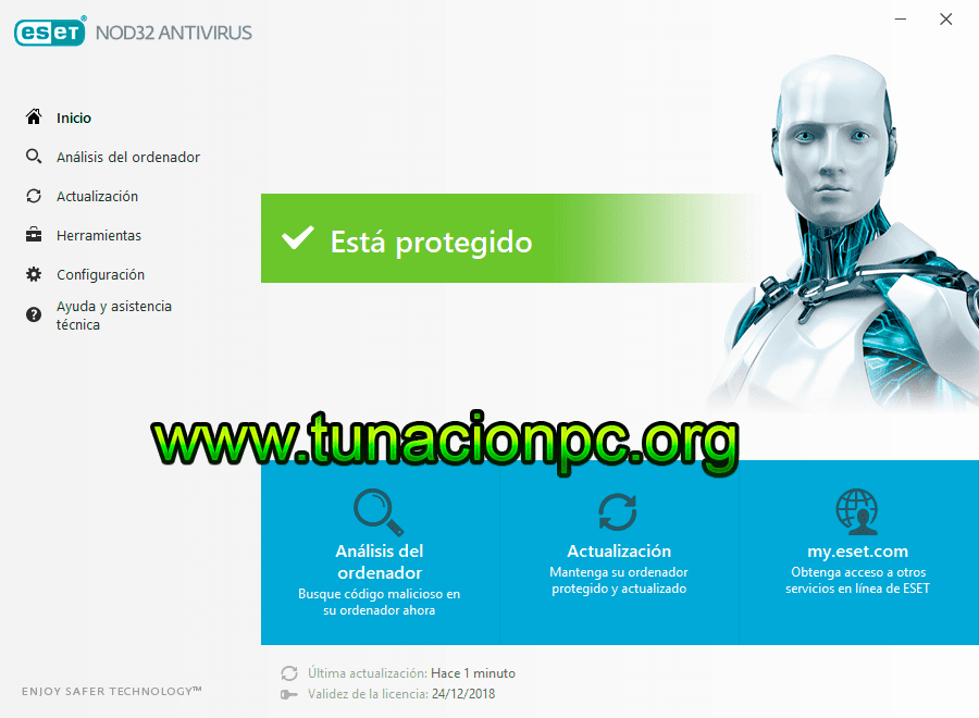 Descargar ESET NOD32 Antivirus Full