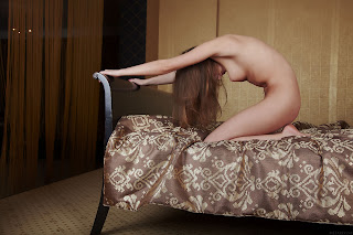 性感的猫 - Sexy Naked Girl Alyssa A - 4