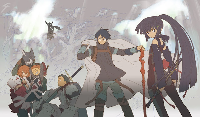Log Horizon Season1 Sub Indo BATCH