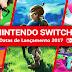 Veja as datas de lançamentos dos jogos de Nintendo Switch