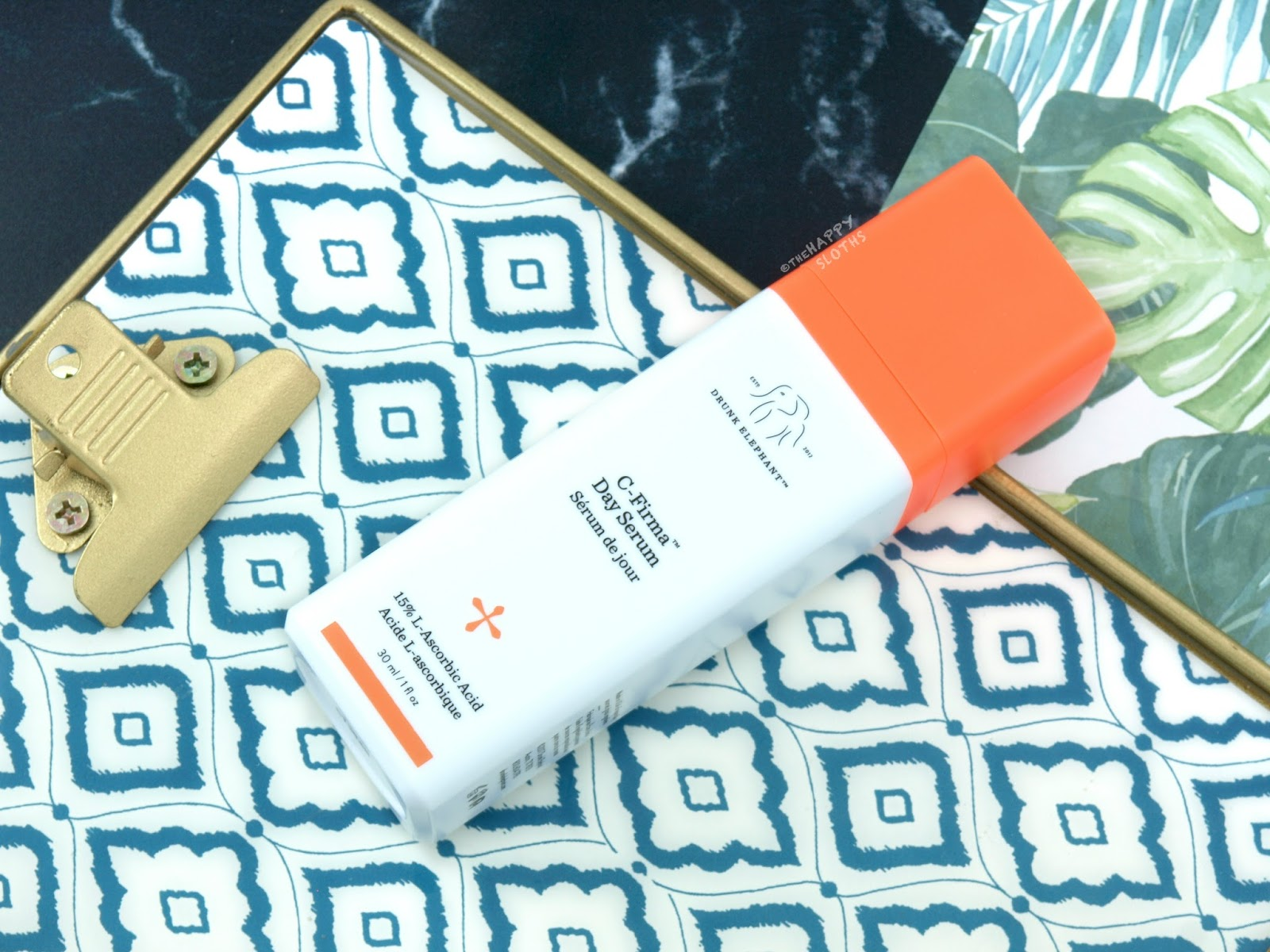 Drunk Elephant | C-Firma Day Serum: Review