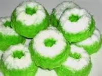 Cara Masak Kue Putu Ayu Lembut dan Empuk