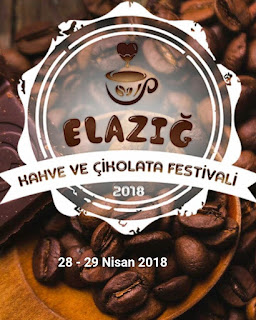 elazığ kahve ve çikolata festivali