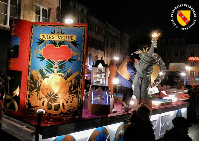 NANCY (54) - Défilé de la Saint-Nicolas 2016 : les photos !