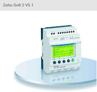 Screenshot 2 : Zelio Soft 2 | Softwares PLC