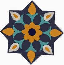 motif, Ouzbékistan, Samarcande, Registan, © Louis Gigout, 2012