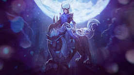 Luna DOTA 2 Wallpaper, Fondo, Loading Screen