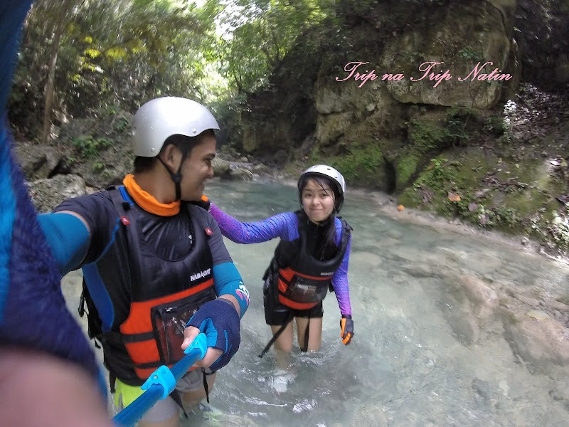 Canyoneering at Badian, Cebu - Adrenaline and Amazing Experience