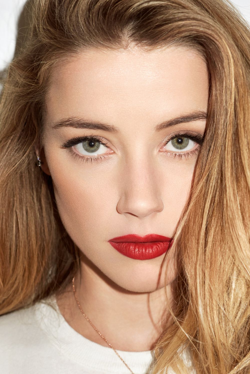 Amber Heard Hot Photoshoot by Terry Richardson