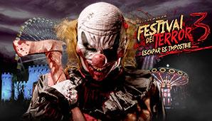 FESTIVAL DEL TERROR 3 BOGOTA