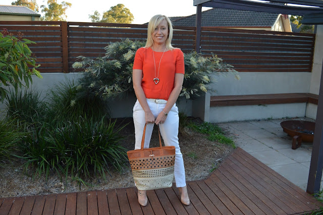 Sydney Fashion Hunter - The Wednesday Pants #48 - Citrus Crush