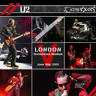 BOOTSLIVE: U2 - 2005-06-18 - London Birdman's Twickenham