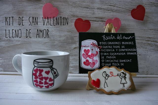 kit san valentin