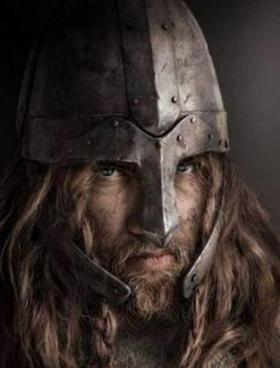 Pictures Blog: Viking Face