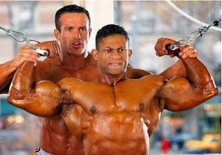 شرح التضخيم و التقوية للعضلات