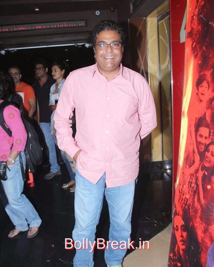 Zakir Hussain, Hot Images OF Manasvi Mamgai, Huma Qureshi, Sonakshi Sinha At  'Badlapur' Special Screening