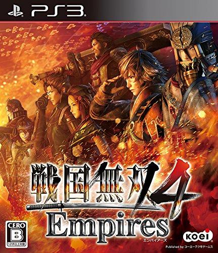 Samurai Warriors 4 Empires PS3 [DLC FIX PKG][US][NPUB31799