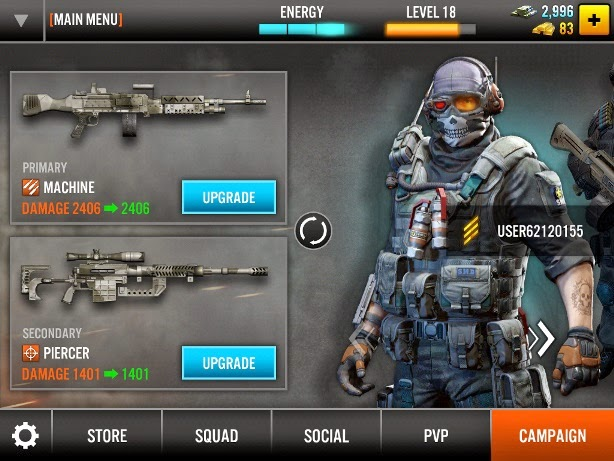 Android Gamify: Frontline Commando 2 Walkthrough