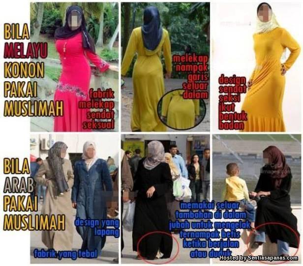 Jubah Muslimah [3]