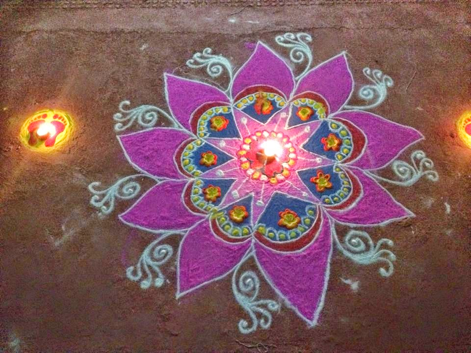 Rangoli Diwali Collection 16
