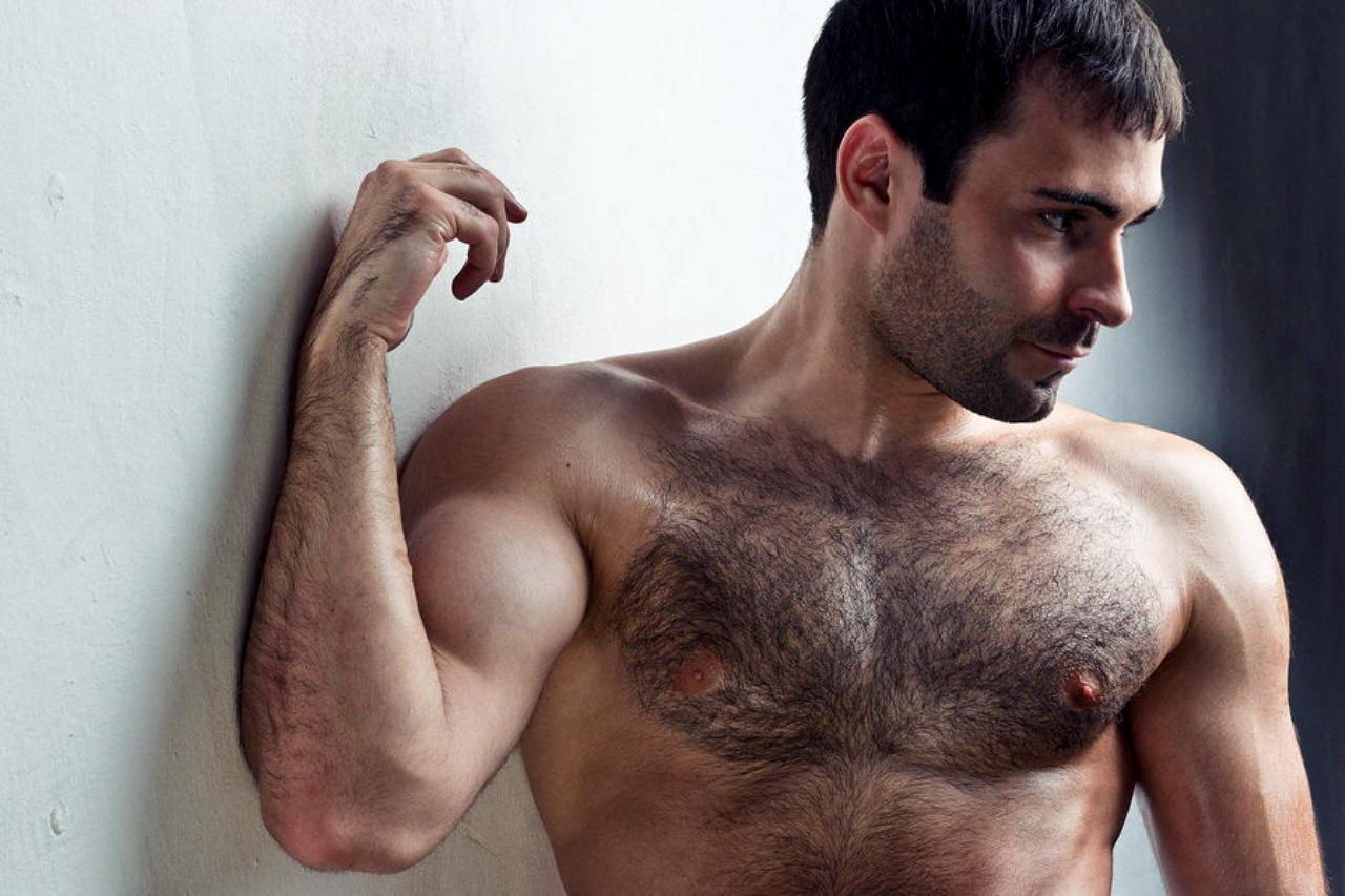 Hairy Men Nude Galleries