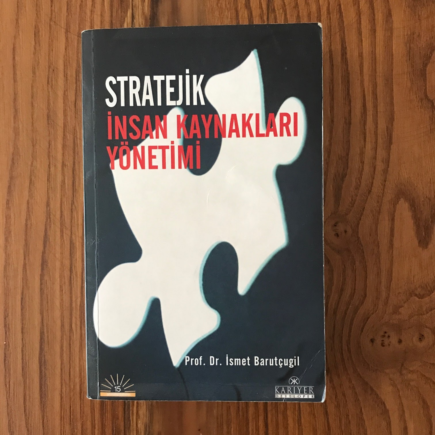 Stratejik Insan Kaynaklari Yonetimi