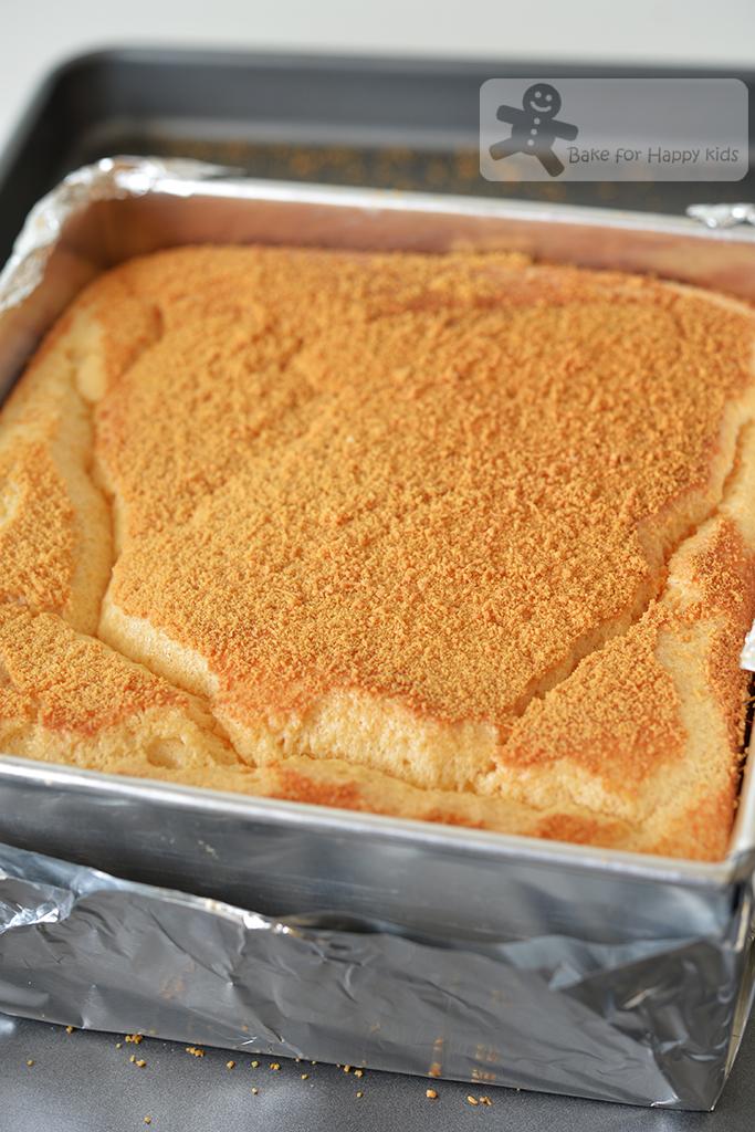 Steam Bake Sponge Cake
