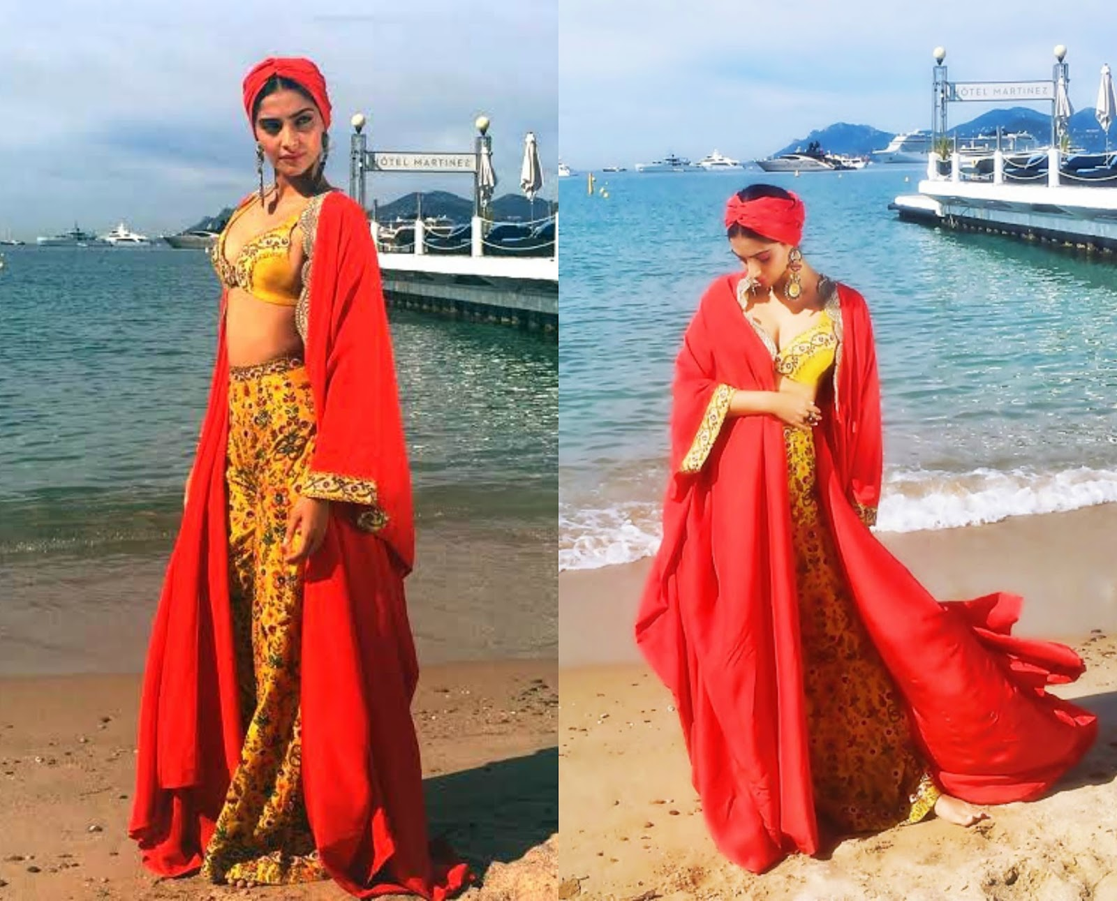 Sonam Kapoor at cannes 2017 , Cannes Film Festival 2017, indian actresses at cannes 2017, who wore what cannes 2017