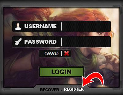 Como jugar DOTA por Ranked Gaming Client