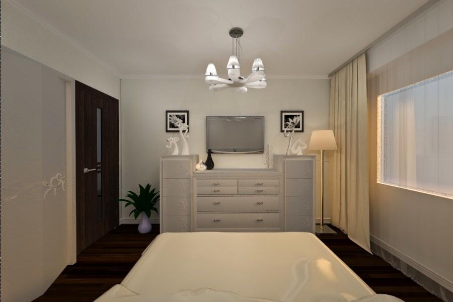 Amenajare - dormitor - matrimonial - Constanta