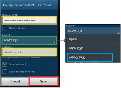 Dalam pembahasan kali ini admin ingin membahas tentang  Cara Setting Tethering Portable WIFI Hotspot dari Smartphone Android Agar Bisa Sharing Internet