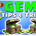 Cara mendapatkan gems ( Permata ) gratis CLASH OF CLANS