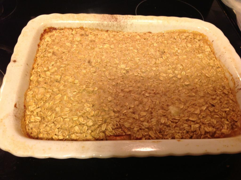 Honey Cake What Jessica Baked