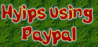hyips using paypal
