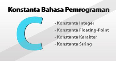 Konstanta Bahasa C