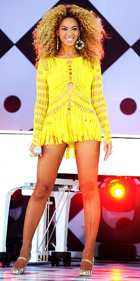 Through My Eyes: Fashion Fercely Well-Played: Beyonce Aka