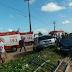 Grave acidente entre dois carro na rodovia BR-101 Norte próximo a Capricórnio