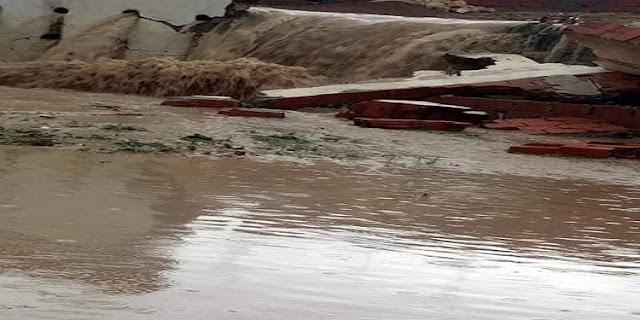 سيدي بوزيد: وفاة طفل جراء مياه الأمطار