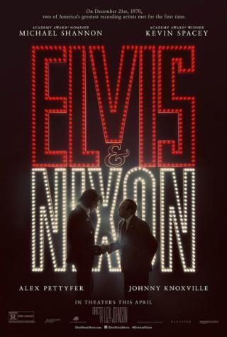 Elvis & Nixon [2016] [DVDR] [NTSC] [Latino]