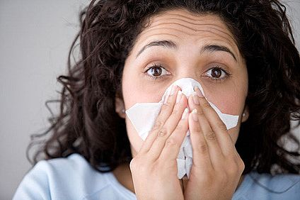 Cara Mengatasi dan Menghindari Flu / Pilek
